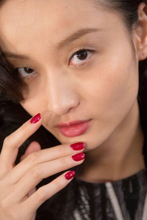 Ear, Finger, Lip, Cheek, Brown, Skin, Chin, Forehead, Eyebrow, Eyelash,