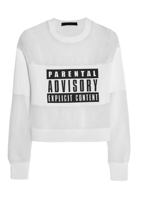 Product, Sleeve, Text, White, Sportswear, Style, Baby & toddler clothing, Font, Long-sleeved t-shirt, Neck,