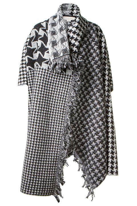 Sleeve, Textile, Collar, Pattern, Style, Woolen, Creative arts, Costume design, Fashion design, Pattern,