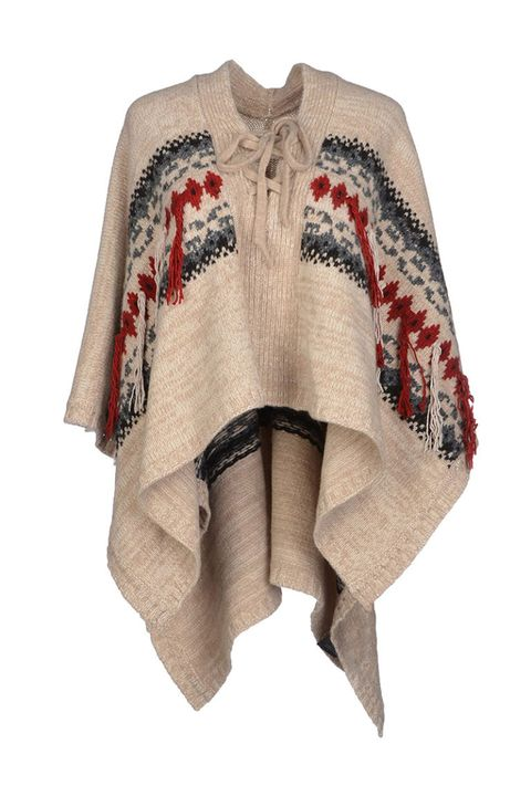 Product, Sweater, Brown, Sleeve, Textile, Outerwear, Pattern, Collar, Wool, Woolen,