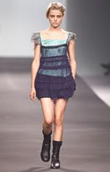Anna Molinari Spring 2002 Ready-to-Wear Collection 0001