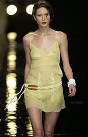 Alessandro Dell'Acqua Spring 2002 Ready-to-Wear Collection 0001