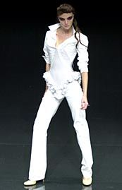 Alexander McQueen Spring 2002 Ready-to-Wear Collection 0001