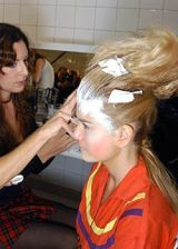 Vivienne Westwood Spring 2005 Ready-to-Wear Backstage 0002