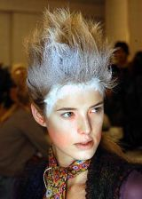 Vivienne Westwood Spring 2005 Ready-to-Wear Backstage 0003