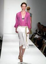 Peter Som Spring 2005 Ready-to-Wear Collections 0003