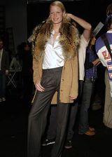 Michael Kors Fall 2005 Ready-to-Wear Backstage 0002