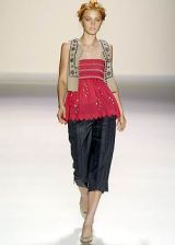 BCBG Spring 2005 Ready-to-Wear Collections 0002