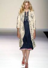 BCBG Spring 2005 Ready-to-Wear Collections 0003