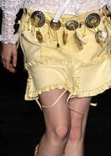 Anna Sui Spring 2005 Ready-to-Wear Detail 0002