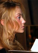 Byblos Spring 2005 Ready-to-Wear Backstage 0003