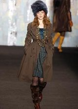 Anna Sui Fall 2005 Ready-to-Wear Collections 0003