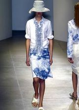 Jil Sander Spring 2005 Ready-to-Wear Collections 0002