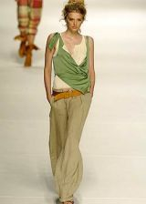 Sportmax Spring 2005 Ready-to-Wear Collections 0003