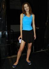 A.F. Vandevorst Spring 2005 Ready-to-Wear Backstage 0002