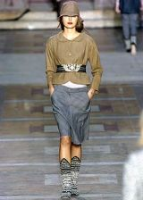 Isabel Marant Spring 2005 Ready-to-Wear Collections 0003