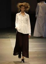 Yohji Yamamoto Spring 2005 Ready-to-Wear Collections 0002