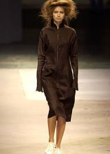Yohji Yamamoto Spring 2005 Ready-to-Wear Collections 0003