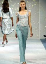 Luisa Beccaria Spring 2005 Ready-to-Wear Collections 0002