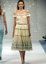 Luisa Beccaria Spring 2005 Ready-to-Wear Collections 0003