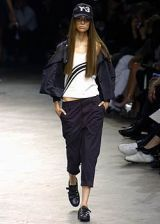 Y3 Spring 2005 Ready-to-Wear Collections 0003