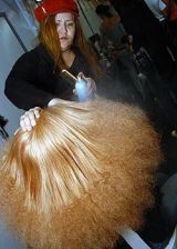 Christian Dior Spring 2005 Ready-to-Wear Backstage 0003