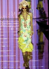 John Galliano Spring 2005 Ready-to-Wear Collections 0003