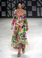 Kenzo Spring 2005 Ready-to-Wear Collections 0002
