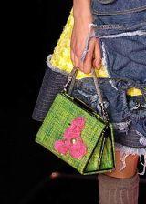 John Galliano Spring 2005 Ready-to-Wear Detail 0003