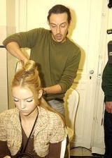 YSL Rive Gauche Spring 2005 Ready-to-Wear Backstage 0003