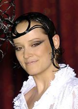 Franck Sorbier Spring 2005 Haute Couture Detail 0002