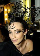 Franck Sorbier Spring 2005 Haute Couture Backstage 0003