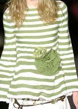 Sonia Rykiel Spring 2005 Ready-to-Wear Detail 0002