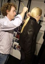 Kenneth Cole Fall 2005 Ready-to-Wear Backstage 0002