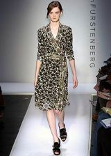 Diane von Furstenberg Fall 2005 Ready-to-Wear Collections 0003