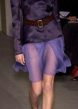 Dominique Sirop Spring 2005 Haute Couture Detail 0003