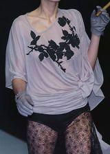 Laurent Mercier Spring 2005 Haute Couture Detail 0002