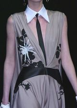 Laurent Mercier Spring 2005 Haute Couture Detail 0003