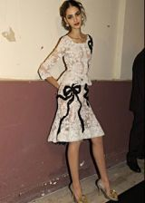 Valentino Spring 2005 Haute Couture Backstage 0002