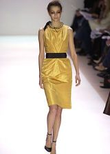 Monique Lhuillier Fall 2005 Ready-to-Wear Collections 0002