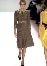 Monique Lhuillier Fall 2005 Ready-to-Wear Collections 0003