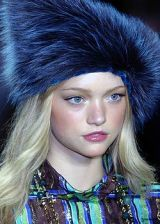 Anna Sui Fall 2005 Ready-to-Wear Detail 0003