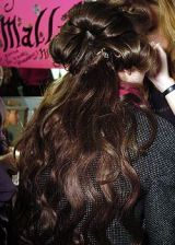 Betsey Johnson Fall 2005 Ready-to-Wear Backstage 0003