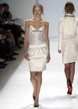 J. Mendel Fall 2005 Ready-to-Wear Collections 0003