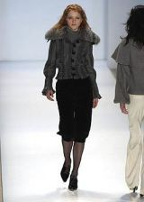 Peter Som Fall 2005 Ready-to-Wear Collections 0003