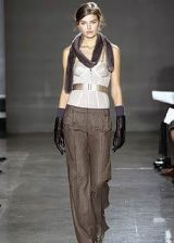 Proenza Schouler Fall 2005 Ready-to-Wear Collections 0003