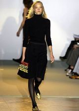 Behnaz Sarafpour Fall 2005 Ready-to-Wear Collections 0002