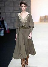 Bora Aksu Fall 2005 Ready-to-Wear Collections 0002