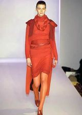 Jonathan Saunders Fall 2005 Ready-to-Wear Collections 0002