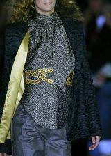 Zac Posen Fall 2005 Ready-to-Wear Detail 0003